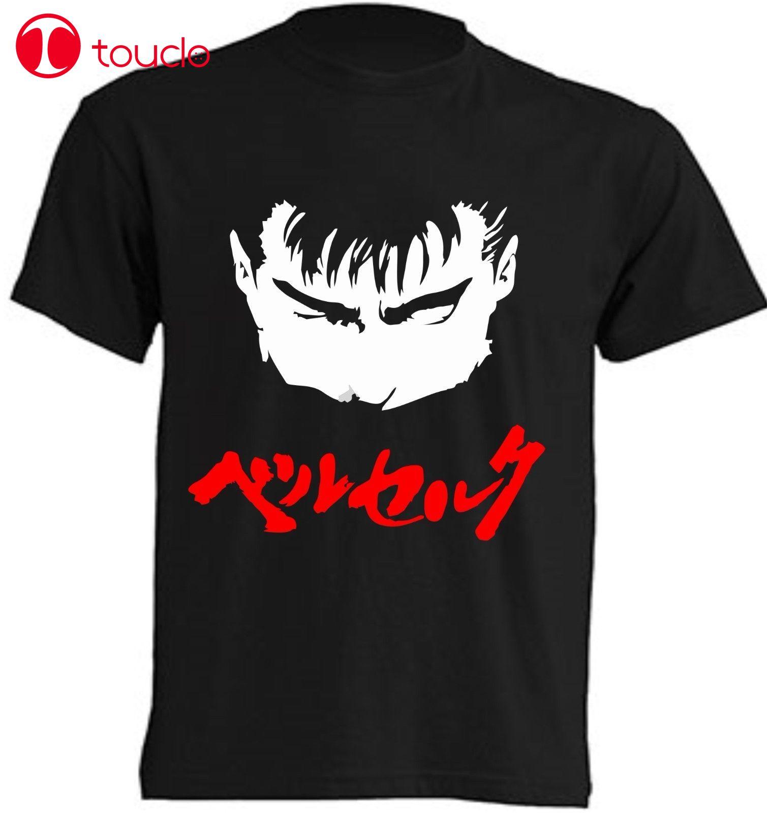 Camiseta Berserk para Adultos, ropa para niños Y Adultos, Jersey, gran oferta