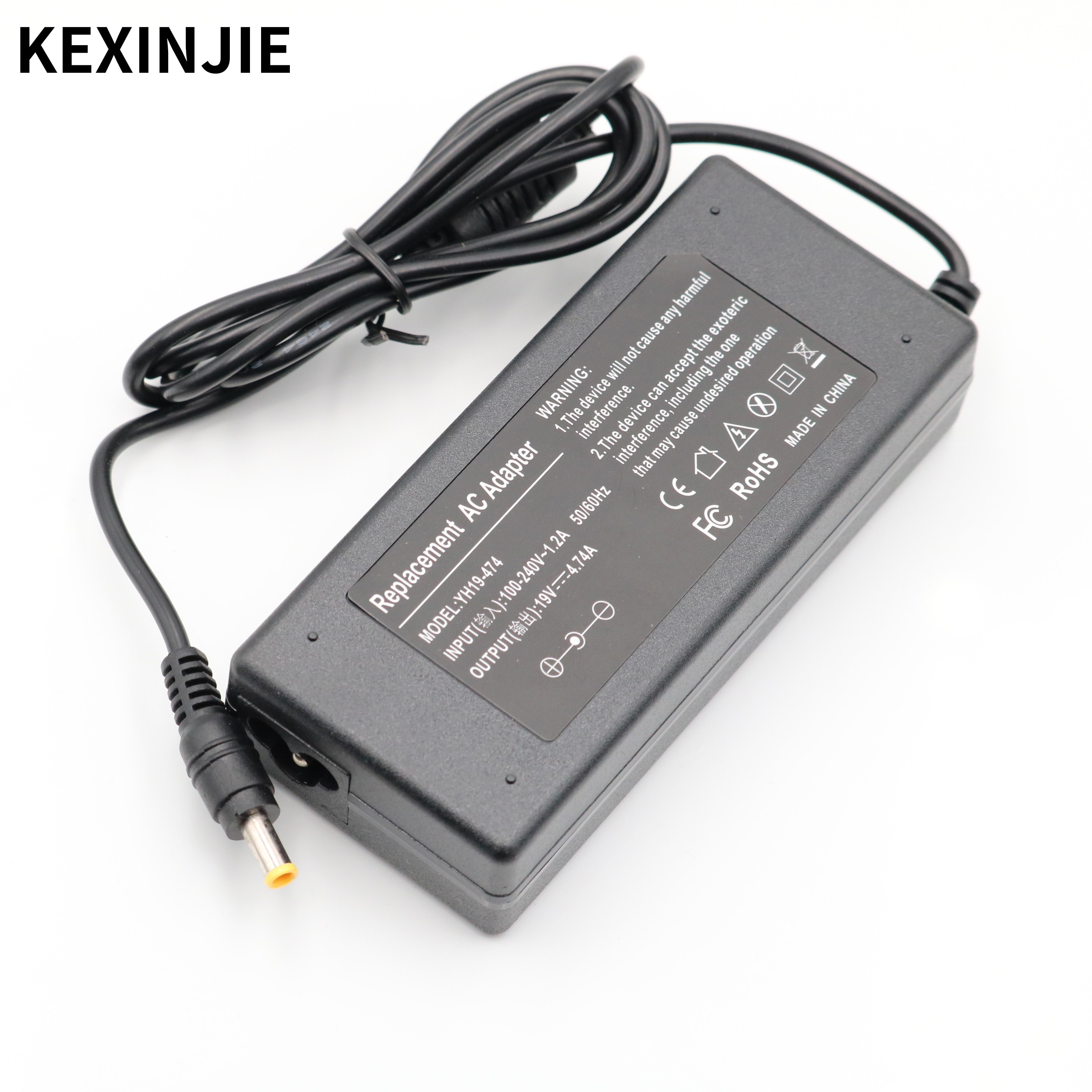 ac adapter charger power supply 19v 4 74a 5 5 3 0mm 90w for samsung laptop r453 r518 r410 r429 r439 r453 for notebook samsung AC Adapter Charger Power Supply 19V 4.74A 5.5*3.0mm 90W For Samsung Laptop R453 R518 R410 R429 R439 R453 For Notebook Samsung