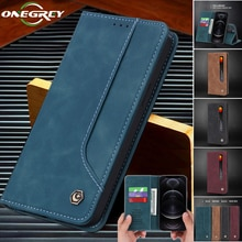 Luxury Leather Flip Wallet Case For iPhone 12 Mini 11 Pro XS Max XR X 8 7 6 6s Plus SE 2020 Business