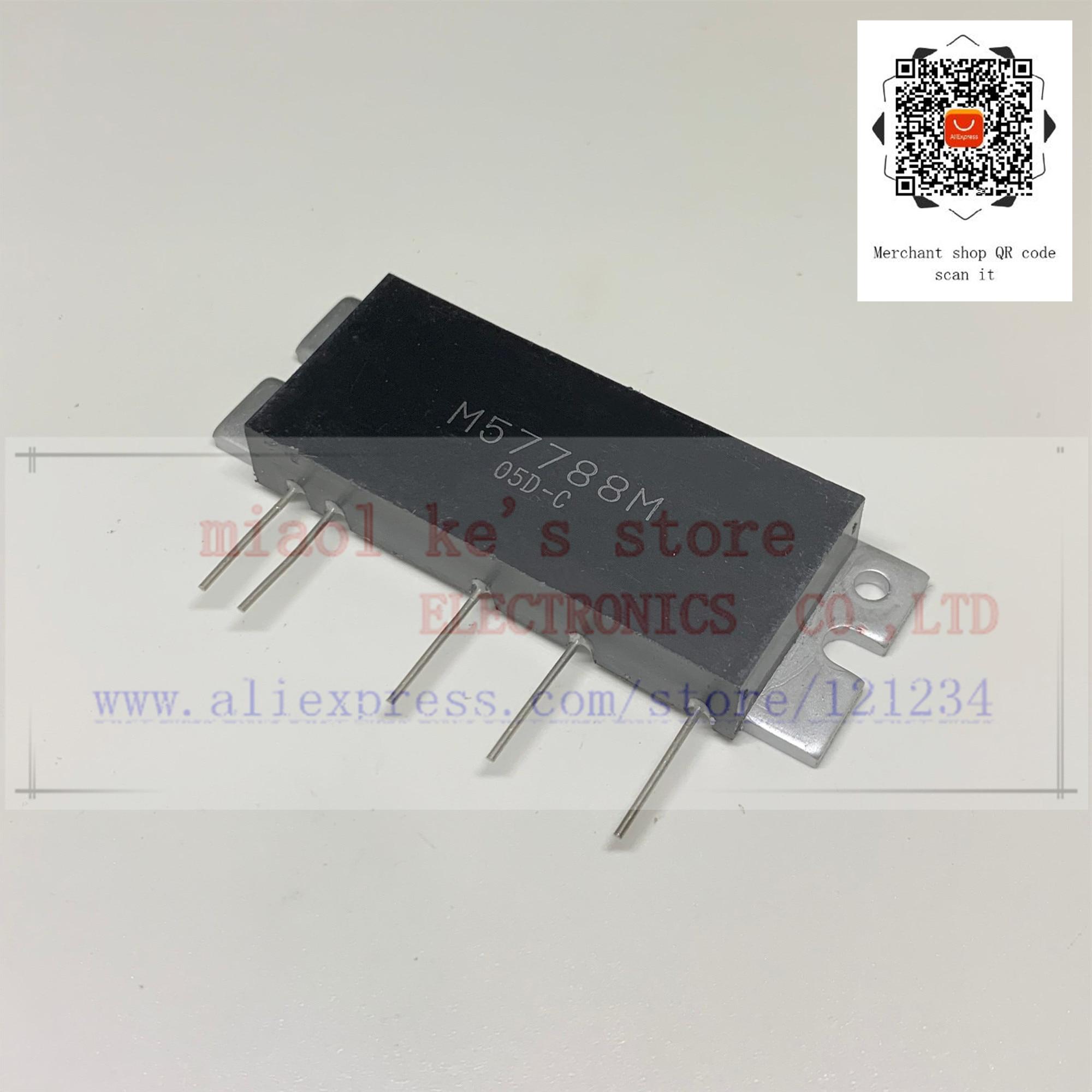 100% original m57788m [430-450mhz 12.5v 45w pacote rádio móvel h3 fm]