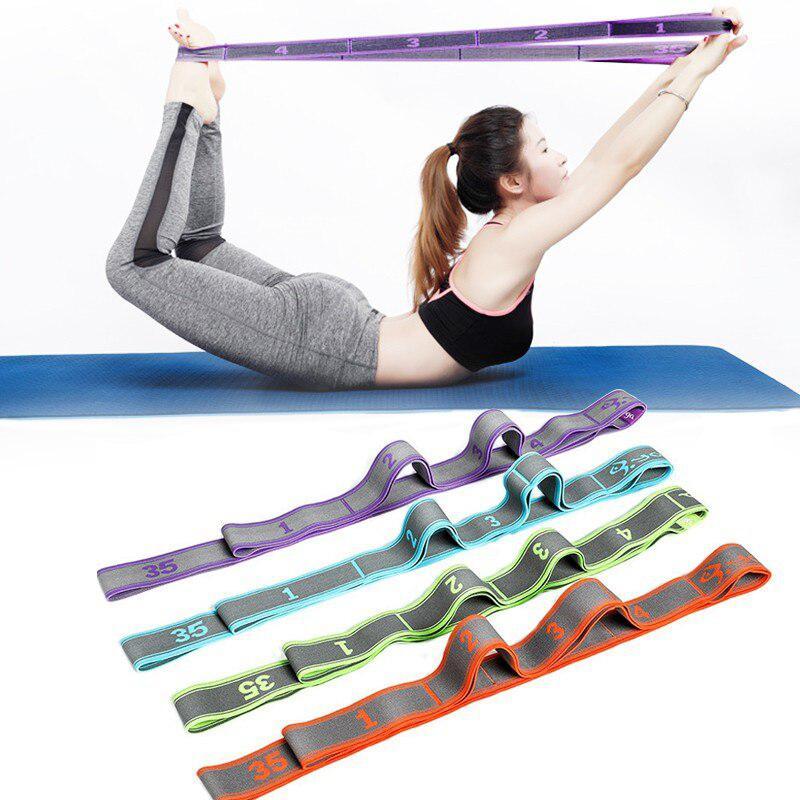 Resistance Chest Developer Expander Rubber Latex Elastic Bands Stretch Yoga Training Fitness Exercise Equipment