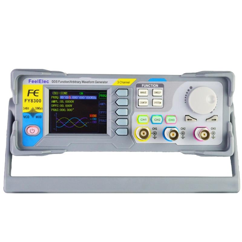 Fy8300/Fy8300s ثلاث قنوات وظيفة/مولد إشارة الموجي التعسفي/إخراج مستوى TTL رباعية الاتجاه