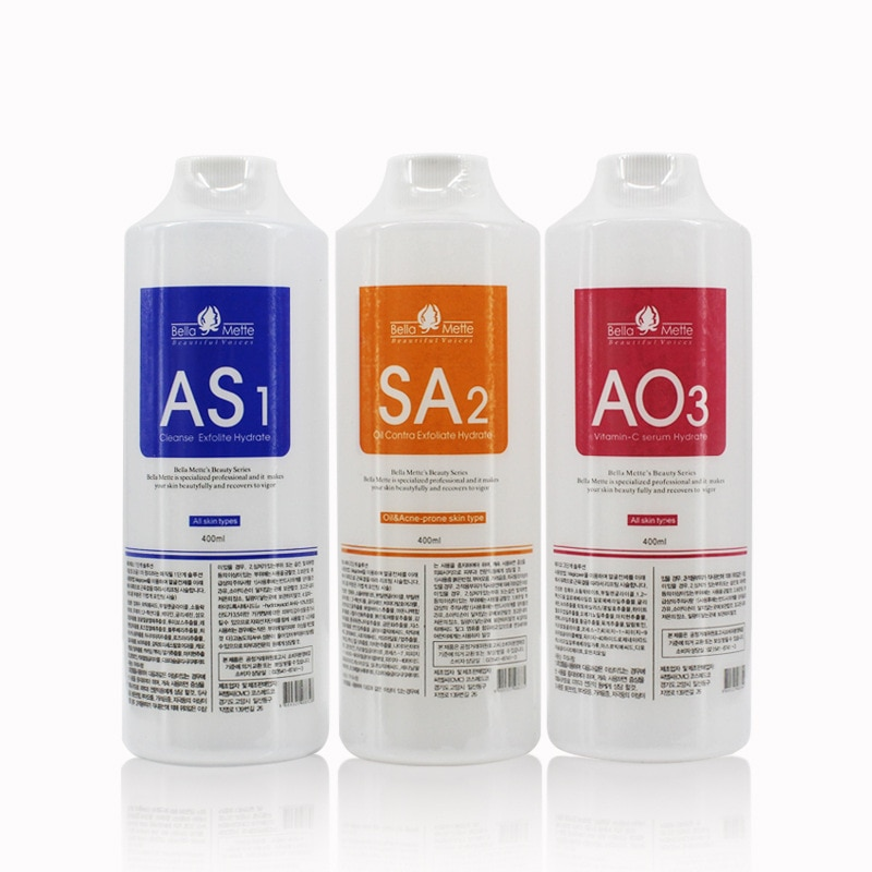 Germany 400 ML Concentrated AS1SA2AO3 Winter Replenish Essence Anti-Aging Moisturizing Oil-Control Hydra facial Skin  Cleaning недорого