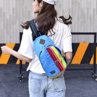 yoreai women backpack 2021fashion casual girls crossbody chest bag female backpacks multi functional rucksacks mochila mujer new