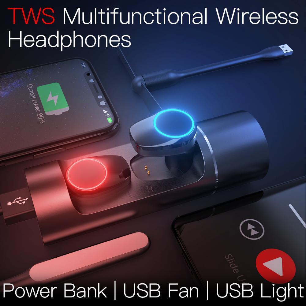Jakcom tws super sem fio fone de ouvido agradável do que ventilador usb com luz mini cão humping agora unido teclado powerbank 3 caso