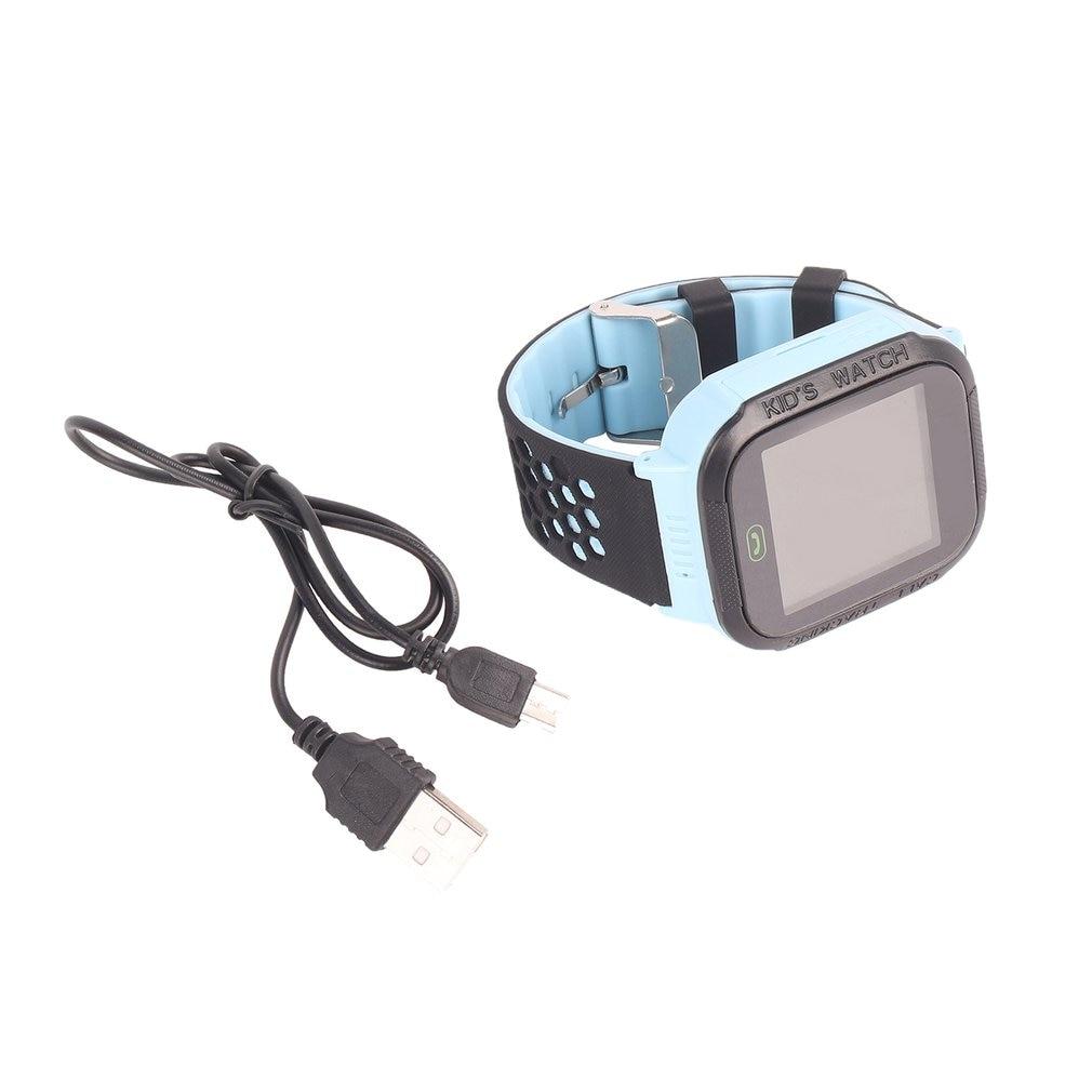 Y21S Smart Bracelet with Camera Flashlight Touch Screen Smart Watch SOS Phone Call GPS Tracker SIM Children Watch 2019