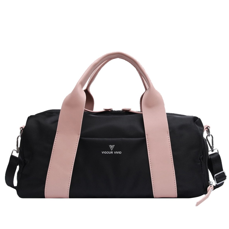 Shoes Dry and Wet Separation Sports Female Yoga Fitness Bag Large Capacity Travel Training gym accessories women  gym bag