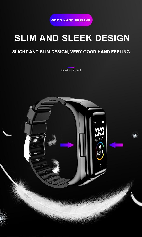 Newest M7 Smart Watch with Earphone BT5.0 Support Bluetooth Calls Heart Rate Monitor Smartwatch Headphones Men Smart Bracelet enlarge