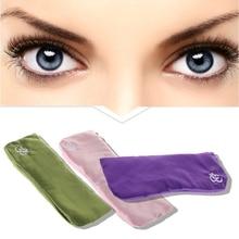 Yoga Eye Pillow  Cassia Seed Lavender Massage Relaxation Mask Aromatherapy