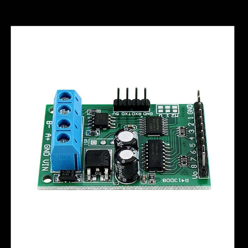 CLAITE 6-24 В 8CH RS485 модуль Modbus RTU Протокол по команде Многофункциональный релейный переключатель PLC плата управления