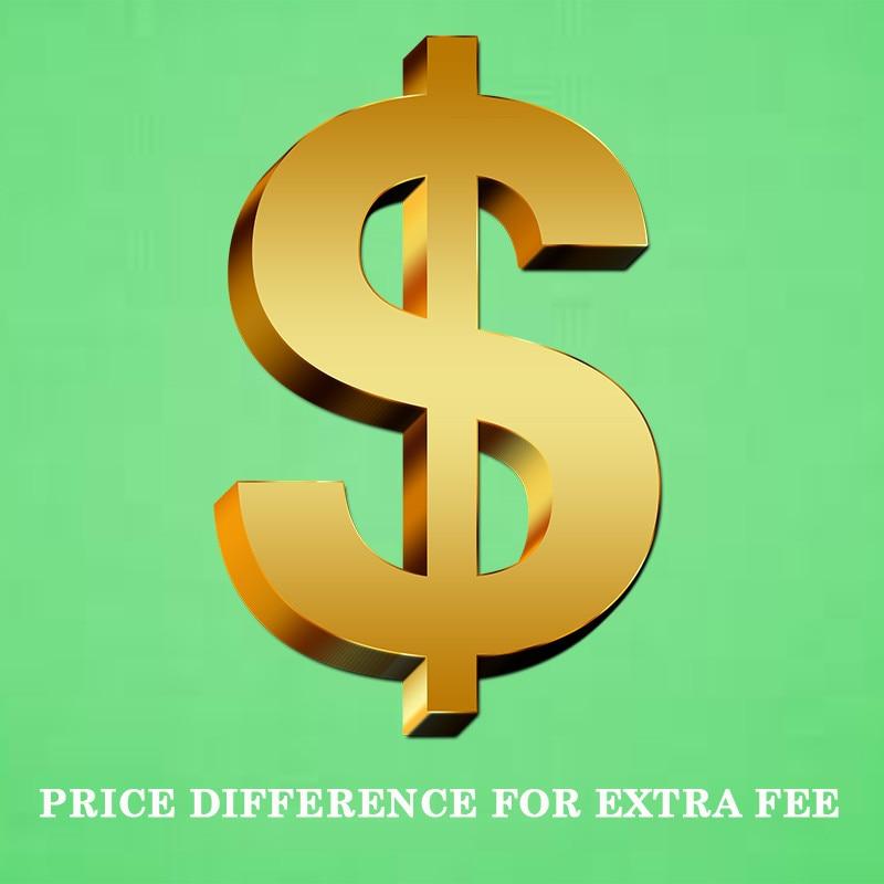 رسوم الشحن الإضافية/فرق السعر