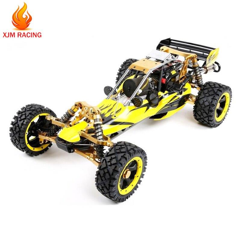 1/5 مقياس RC سيارة RoFUN سباق 45cc 2 السكتة الدماغية البنزين انجين Walbro المكربن NGK اعة ل روفان باجا 5B