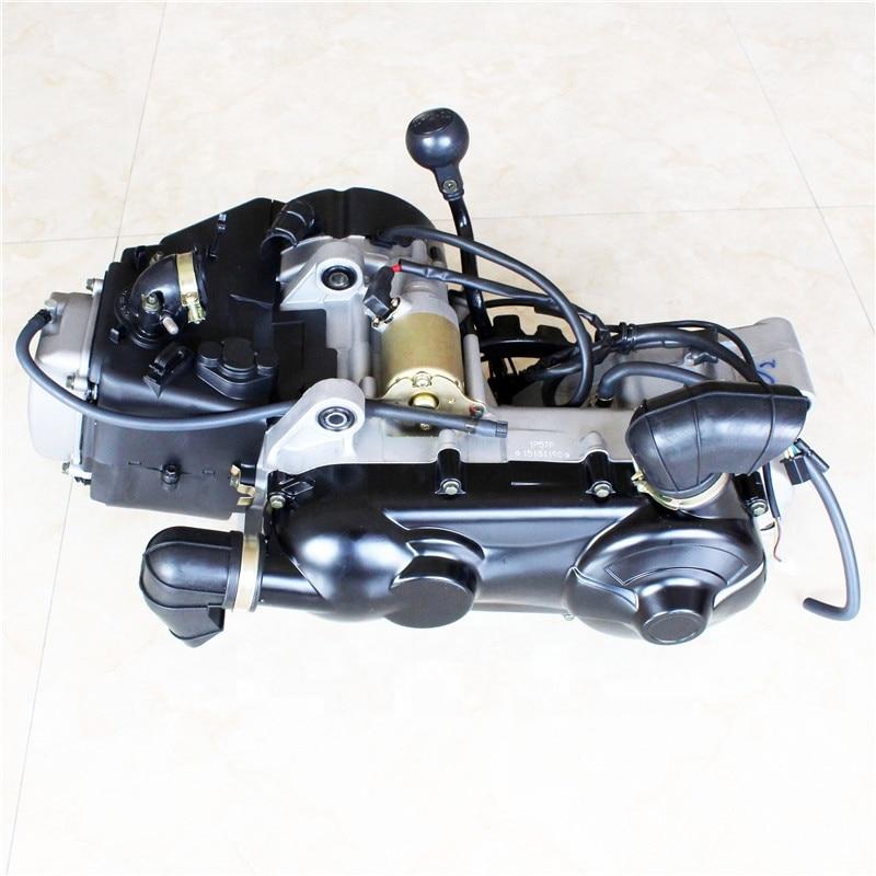 15hp 150cc GY6 150 ATV go kart motor de arranque pequeño de motor marino