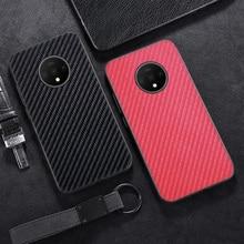 Coque de téléphone en silicone pour Oneplus 7T étui en Fiber de carbone pare-chocs de protection de luxe pour Oneplus 7 8 Pro 6T One plus 7T Oneplus7t couvre