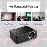 Omygojj     Mini projecteur LCD TFT HD 1080P  lecteur multimedia TV  cinema a domicile