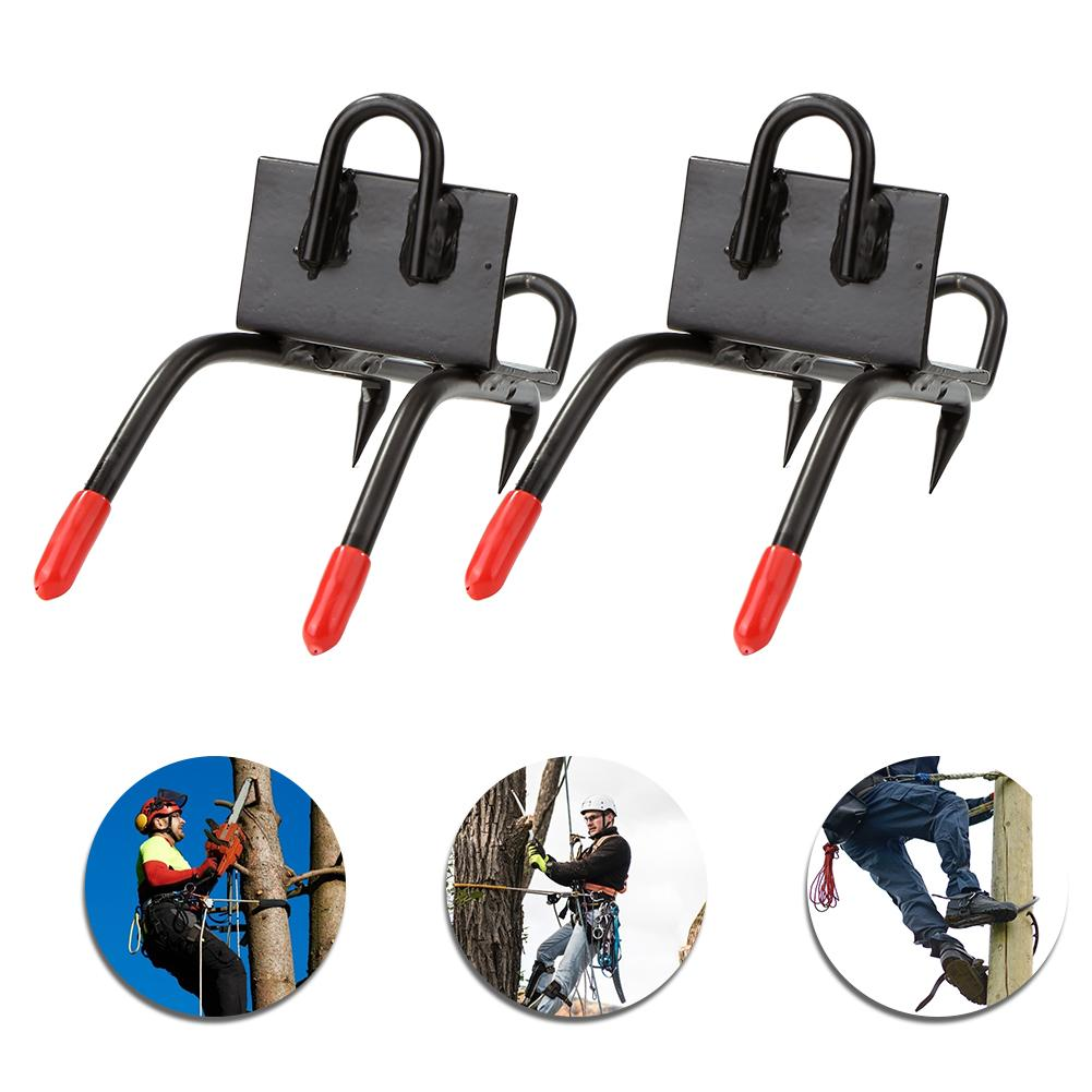 Tree Climbing Tool Pole Climbing Spikes Hunting Observation Equipment Picking Rescue Fruit Fast Tree Shoes