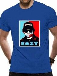 Nova eazy e nwa compton masculino camisa tamanho S-2Xl solto mais tamanho camisa
