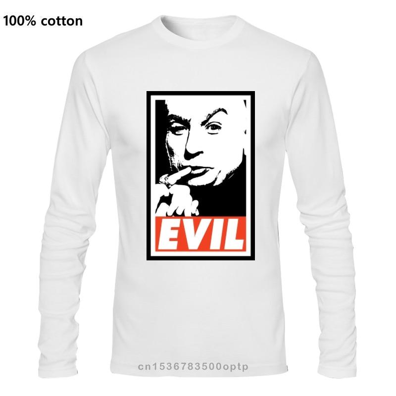 Dr. Evil T shirt dr evil evil dr austin powers mike myers comedy funny movie film shag