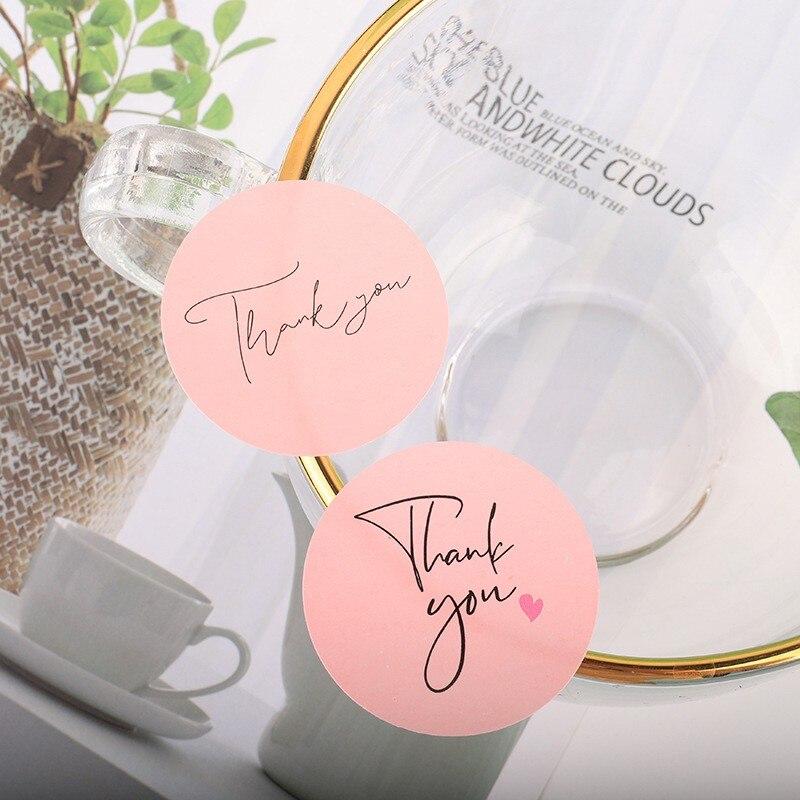 120pcs-grazie-adesivi-adesivi-rosa-per-azienda-omaggio-festa-di-compleanno-bomboniere-etichette-forniture-postali-festival