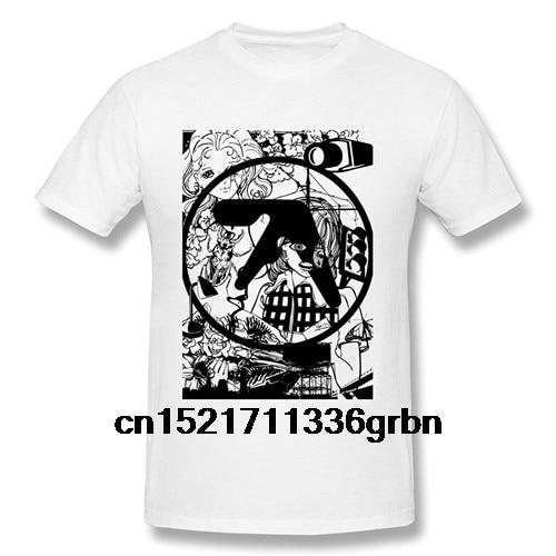 Hombres camiseta Amitata Aphex Twin divertida camiseta novedad camiseta Mujer