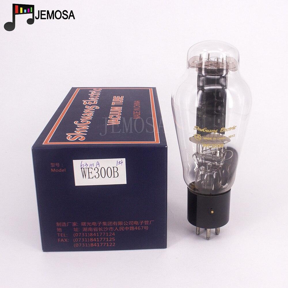 SHUGUANG 300B tubo de vacío WE300B reemplazar Western Electric 300B PX300B EH JJ 300B tubo de electrones HIFI Audio amplificador de tubo de vacío