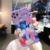 2021 disney mickey for iphone 78 plus xr xs max 1112pro max 12mini kawayi coupe phone case