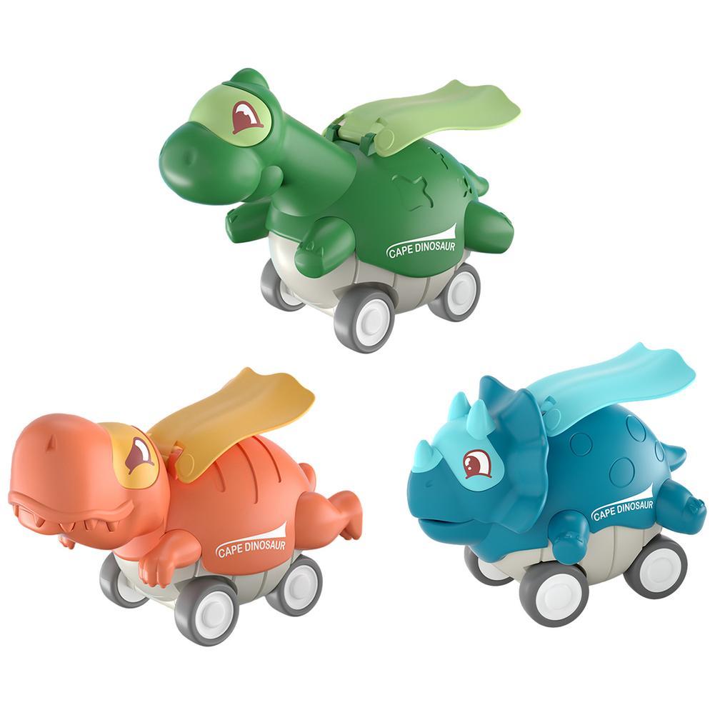2021 детский раздвижной автомобиль-динозавр, игрушки с плащом, инерционная игрушка, нетоксичный уникальный дизайн, игрушка, подарки для детей...
