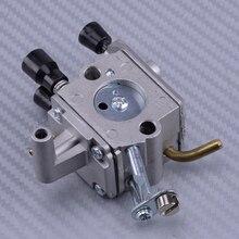 Carburateur à mazout carburateur en métal argenté pour STIHL FS400 FS450 FS480 Zama C1Q-S34H