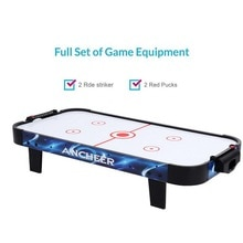 Sport & Entertainment 40inch Top Air Hockey Tafel Elektrische Aangedreven