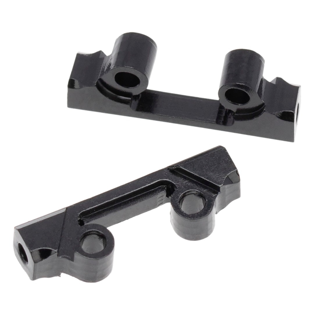 1 Set Stainless Steel Axle Plate Guard Protector RC Car Upgrade Part for Axial SCX24 1/24 RC Car Accessories enlarge
