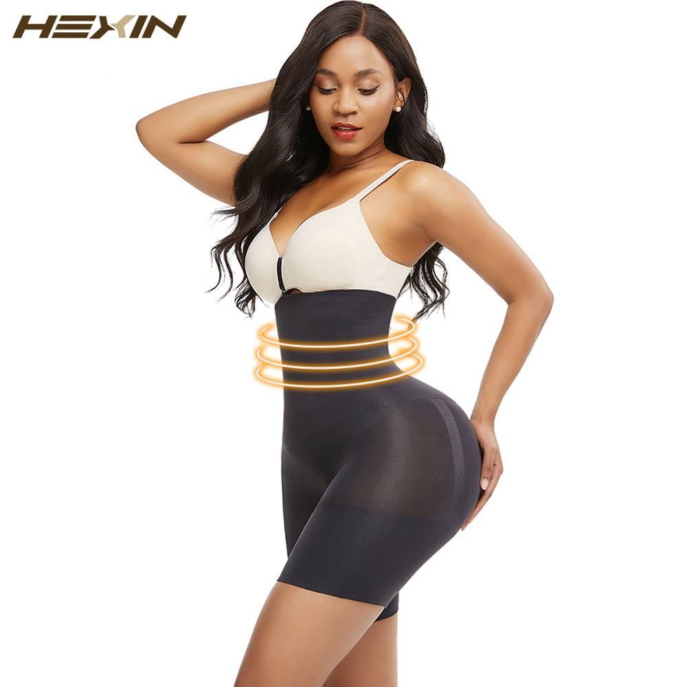 ارتفاع الخصر تحكم سراويل سلس بعقب رافع التخسيس ملابس داخلية البطن تحكم محدد شكل الجسم حجم كبير فقدان الوزن الملابس الداخلية