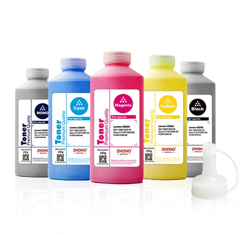 Botella de repuesto, polvo de Tóner para Konica Minolta Bizhub C220 280 360 Aurora Adc ADC288 368