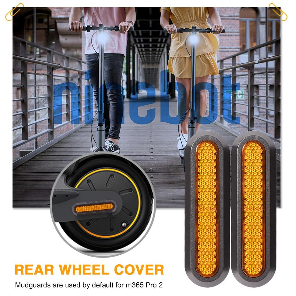 Cubierta de rueda para el patinete eléctrico Xiaomi Mi Pro 2 M365...
