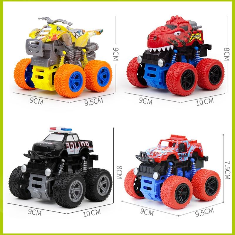 Игрушечные машинки для детей, инерционный грузовик, фрикционный силовой автомобиль для маленьких мальчиков, супермашинки, грузовик, подаро...