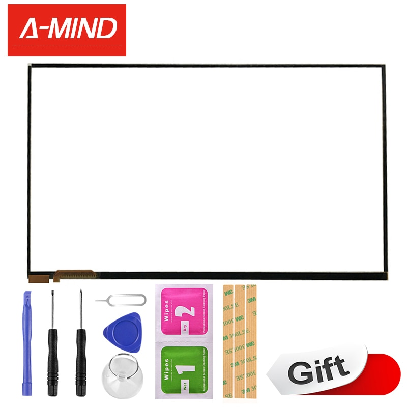 New For 7'' inch Junsun D100 tablet External capacitive Touch screen Digitizer panel Sensor replacement Phablet Multitouch