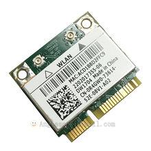 Sans fil WIFI BCM943142HM DW1704 + bluetooth 4.0 mini-pci carte WLAN pour DELL Inspiron 5323 7720 5720 5420 5523 Vostro 3460 3360