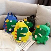 new dinosaur cartoon children all kinds of oxford cloth bag suitable for childrens schoolbag unisex children birthday gift