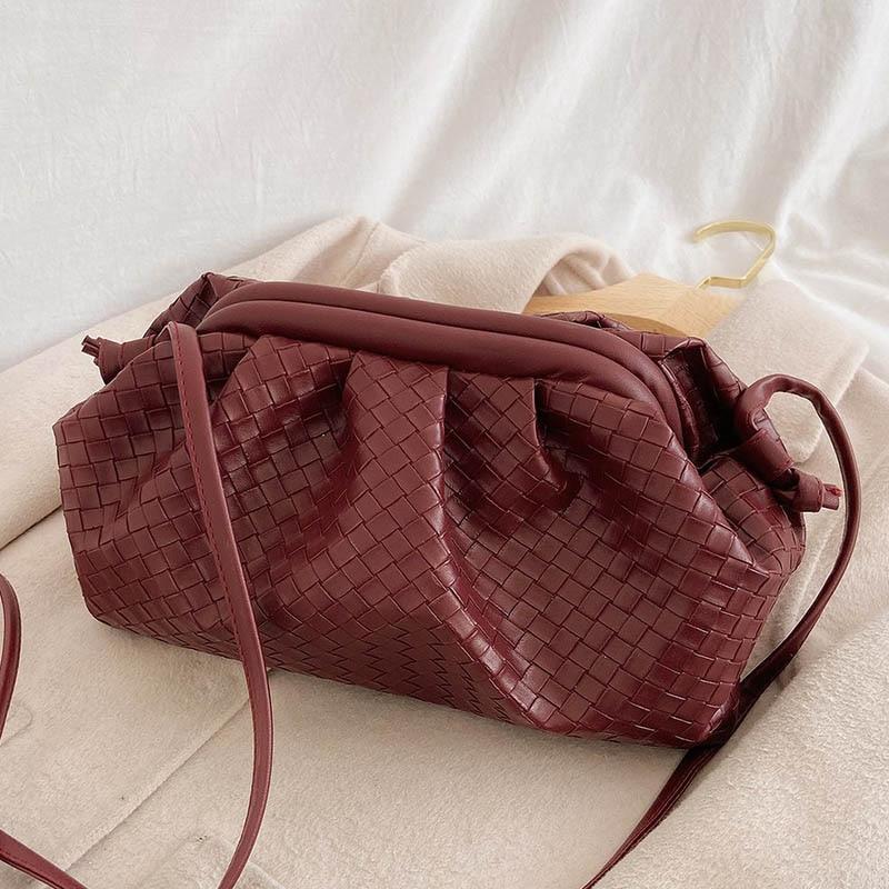 Фото - Роскошная женская сумка, дизайнерская сумка через плечо 2020, кожаная сумка с узором, женская сумка через плечо, женский клатч, кошелек сумка через плечо женская tamaris matilda 2959182 518 светло розовый