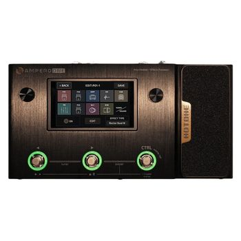 hotone ampero one with latest firmware 2021