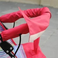 delicate baby stroller accessory 2021 2pcslot glossy multicolour tipi blanket clip anti dirty washable infant handle