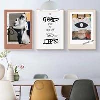 Affiches et imprimes creatifs pour decoration de la maison  nouvel arrivage