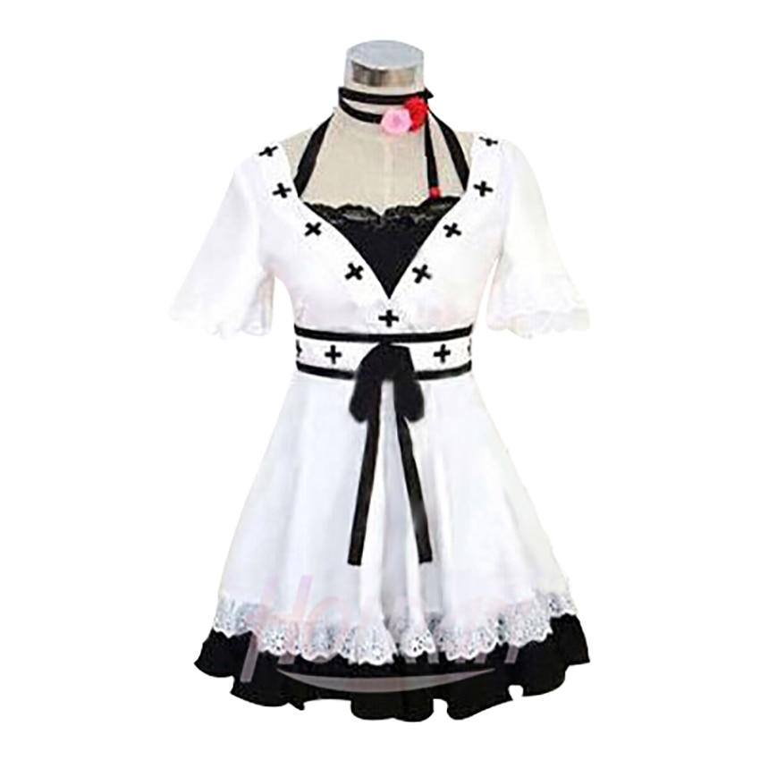 Vocaloid Hatsune Miku World Is Mine Cosplay Costume party dress