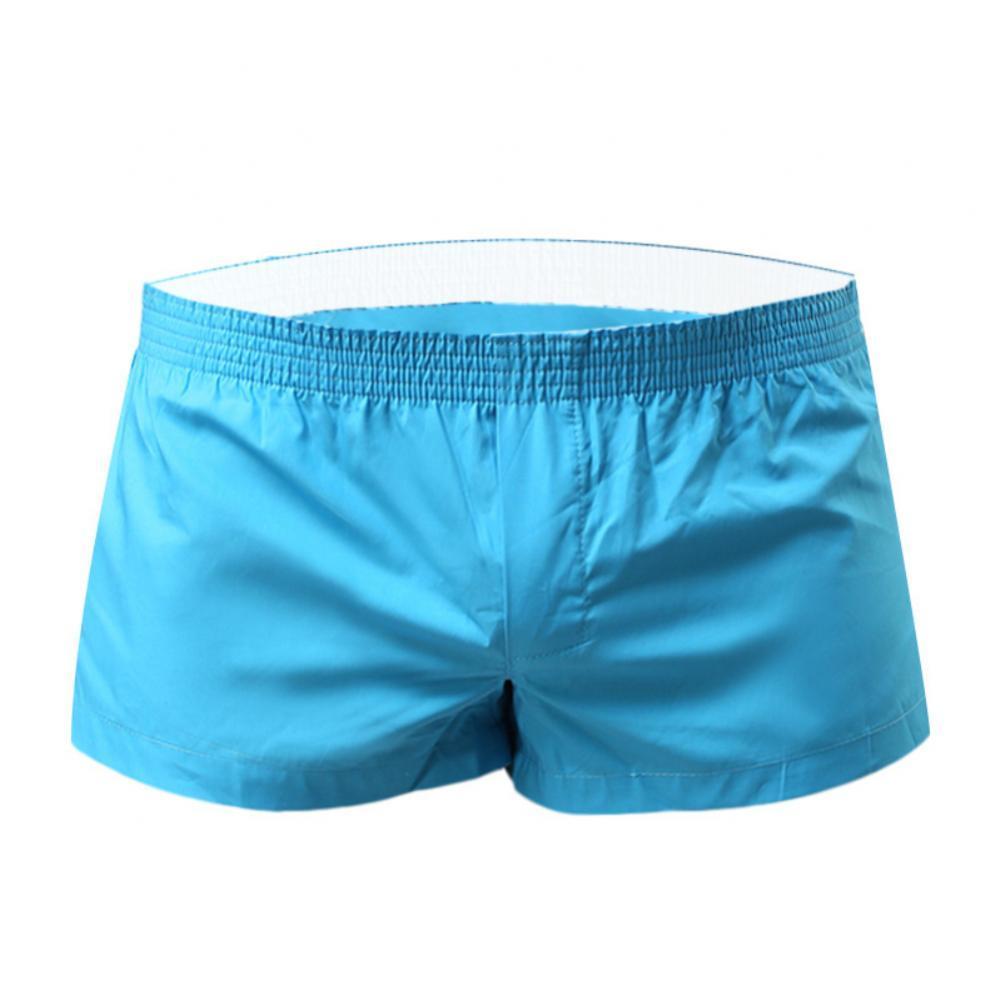 Горячая Распродажа 70%, мужские однотонные летние спортивные шорты для спортзала с эластичным поясом, пляжные плавки
