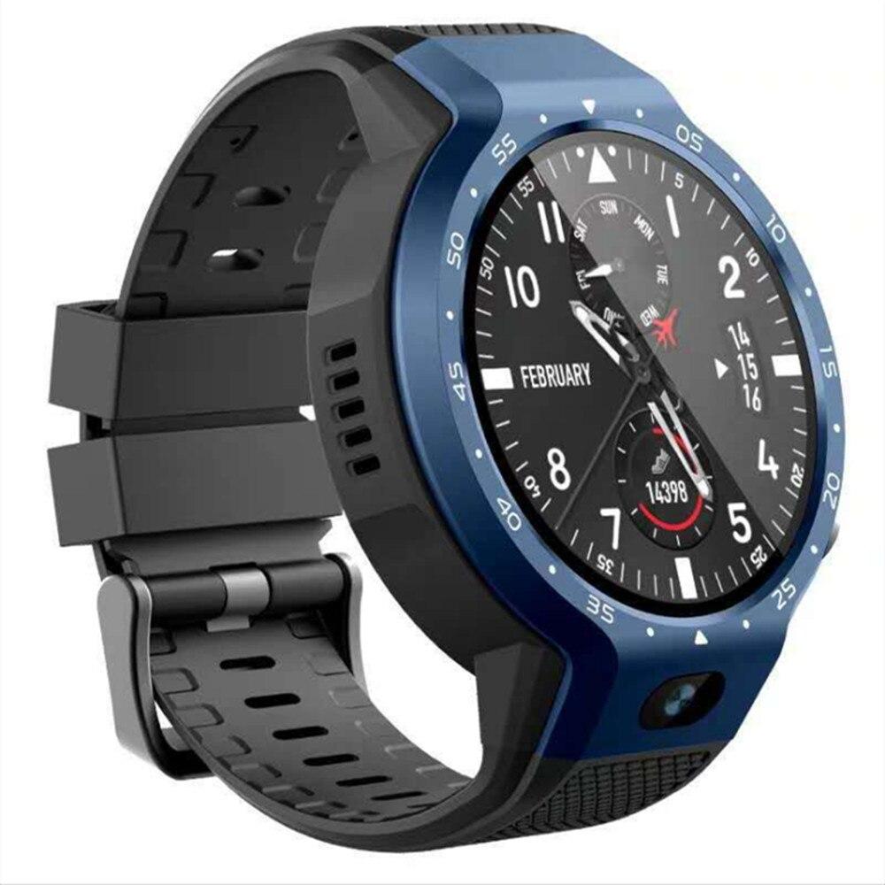 Умные часы 4G с дистанционной камерой, GPS, Wi-Fi, Whatsapp, Google Play