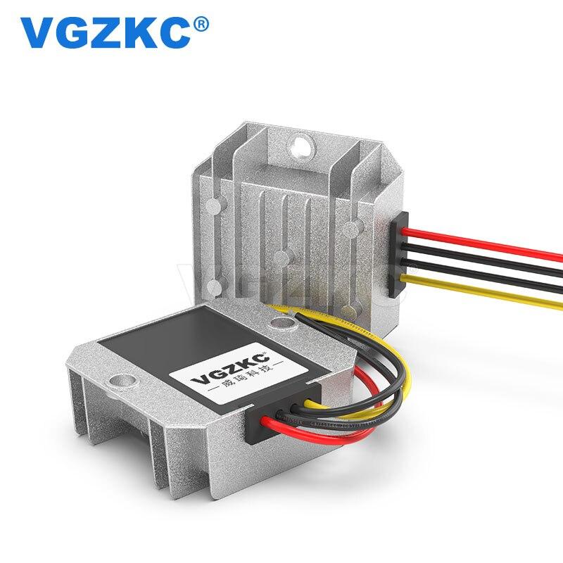 36V 48V a 12V 5A 6A 8A 10A DC módulo de alimentación reductor 48V a 12V automotriz DC convertidor de potencia