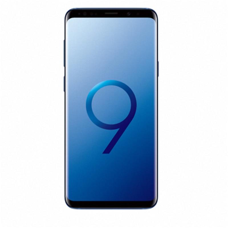 Фото4 - Телефон Samsung Galaxy S9 Plus G965U/G965U1, оригинальный, разблокированный, Восьмиядерный процессор Snapdragon 6,2, экран 845 дюйма, двойная камера 12 МП, 6 ГБ ОЗУ 64 Г...