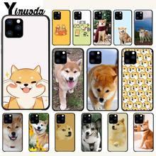 Funda de lujo para Iphone 5s, Se, 6s, 7, 8 Plus, X, Xs, Max, Xr, 11 Pro Max, accesorios para teléfono móvil de Doge Shiba Inu de Brushwood