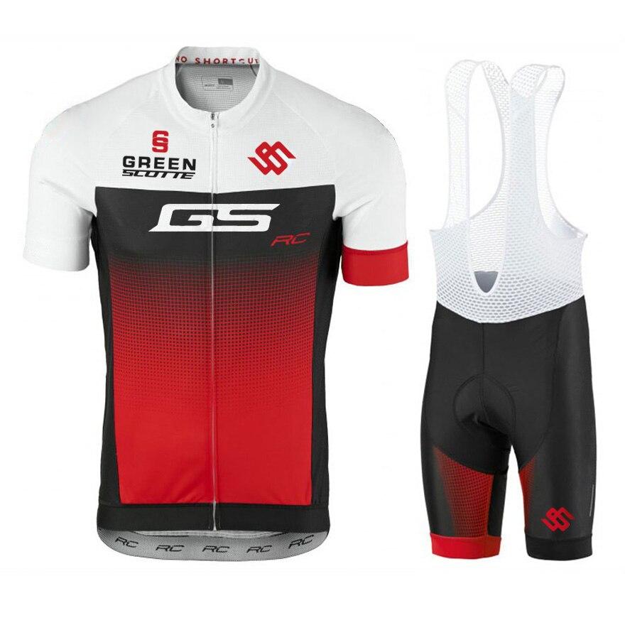 Gran oferta Scotte corto peto y camiseta de Ciclismo de bicicleta MTB...