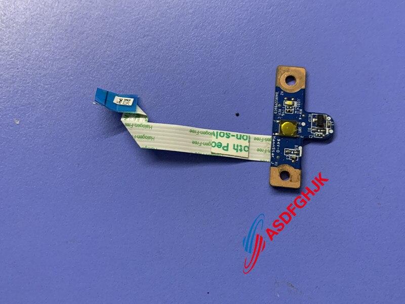 DA0R22PB6C0 кнопка включения/выключения питания с гибким кабелем для HP Pavilion G4-1000 G6-1000 ремонта ноутбука