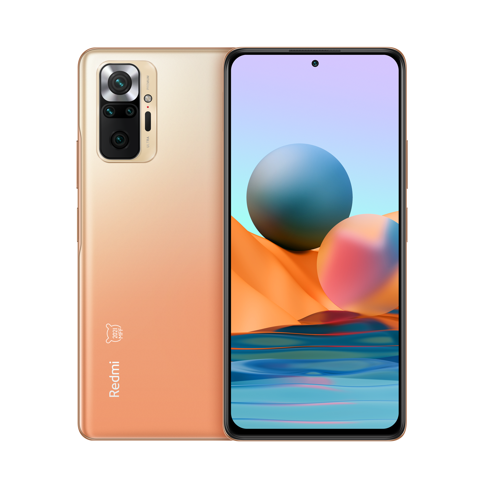 Global Version Xiaomi Redmi Note 10 Pro Smartphone Snapdragon 732G 108MP Camera 5020mAh Battery 120HZ AMOLED Screen With NFC enlarge